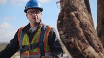 America's Best Contacts and Eyeglasses TV Spot, 'Lineman' - 6895 commercial airings