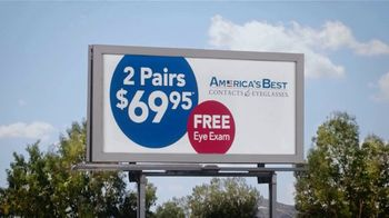America's Best Contacts and Eyeglasses TV Spot, 'Lineman' - Thumbnail 5