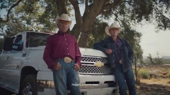 Chevrolet Truck Month TV Spot, 'Family Pass-Downs'