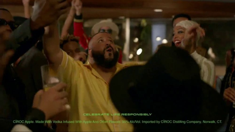 C??ROC Apple TV Commercial, 'Celebrate Life' Featuring DJ Khaled, French Montana