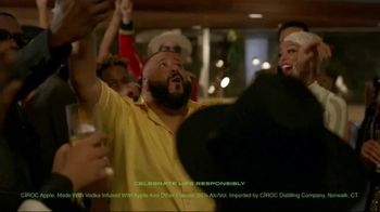 CÎROC Apple TV Spot, 'Celebrate Life' Featuring DJ Khaled, French Montana - 165 commercial airings