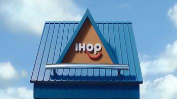 IHOP Ultimate Steakburger Combos TV Spot, 'IHOb: Burgers!' - Thumbnail 1