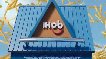 IHOP Ultimate Steakburger Combos TV Spot, 'IHOb: Burgers!' - Thumbnail 10