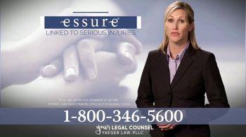 Yaeger Law TV Spot, 'Essure' - Thumbnail 3