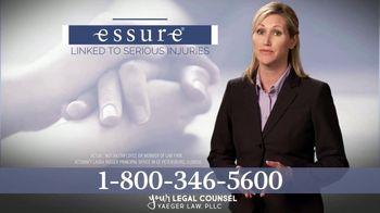 Yaeger Law TV Spot, 'Essure' - Thumbnail 4
