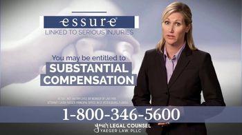 Yaeger Law TV Spot, 'Essure' - Thumbnail 5