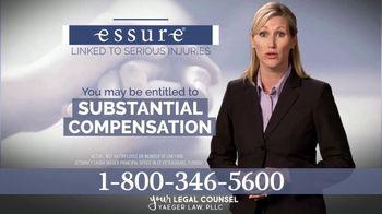 Yaeger Law TV Spot, 'Essure' - Thumbnail 6