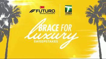 Futuro TV Spot, 'Tennis Channel: Brace for Luxury Sweepstakes' - Thumbnail 2