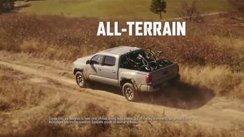 Toyota Tacoma TV Spot, 'All Terrain or Mall Terrain' [T1] - Thumbnail 2