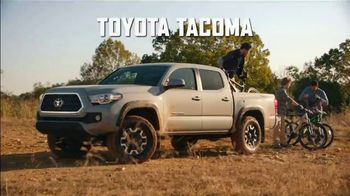 Toyota Tacoma TV Spot, 'All Terrain or Mall Terrain' [T1] - Thumbnail 8