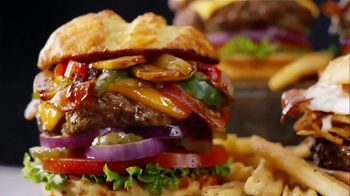 Denny's Burger and Fries TV Spot, 'How Fast' - Thumbnail 4