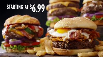 Denny's Burger and Fries TV Spot, 'How Fast' - Thumbnail 5