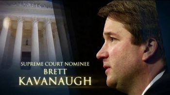 Judicial Crisis Network TV Spot, 'Brett Kavanaugh' - 65 commercial airings