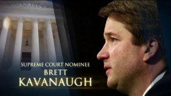 Judicial Crisis Network TV Spot, 'Brett Kavanaugh'