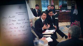Judicial Crisis Network TV Spot, 'Brett Kavanaugh' - Thumbnail 5