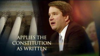 Judicial Crisis Network TV Spot, 'Brett Kavanaugh' - Thumbnail 7