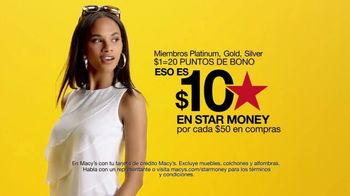 Macy's Black Friday en Julio TV Spot, 'Días Star Money' - Thumbnail 5