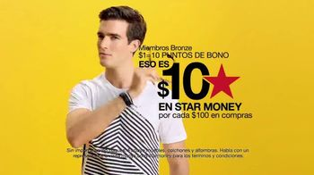 Macy's Black Friday en Julio TV Spot, 'Días Star Money' - Thumbnail 6