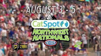 NHRA TV Spot, '2018 CatSpot Northwest Nationals' - Thumbnail 4