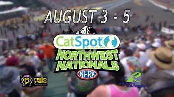 NHRA TV Spot, '2018 CatSpot Northwest Nationals' - Thumbnail 5