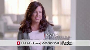 LifeLock TV Spot, 'DSP1 V2' - Thumbnail 3