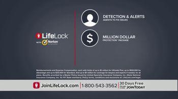 LifeLock TV Spot, 'DSP1 V2' - Thumbnail 7