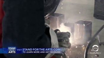 Stand for the Arts TV Spot, 'Project H' - Thumbnail 6