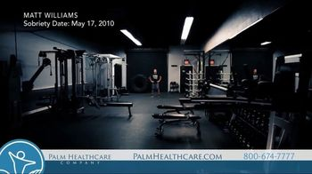 Palm Health Care Company TV Spot, 'The Matt Williams Story'