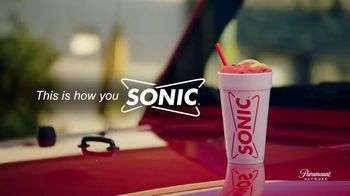 Sonic Drive-In Happy Hour TV Spot, 'Paramount Network: Lip Sync Battle' - Thumbnail 7