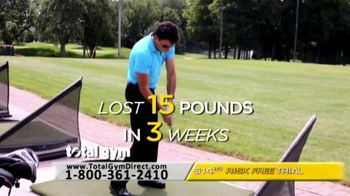 Total Gym TV Spot, 'Why I Use It' Featuring Chuck Norris, Christie Brinkley - Thumbnail 8