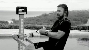 Total Gym TV Spot, 'Why I Use It' Featuring Chuck Norris, Christie Brinkley - Thumbnail 5
