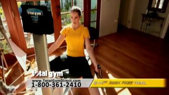 Total Gym TV Spot, 'Why I Use It' Featuring Chuck Norris, Christie Brinkley - Thumbnail 6