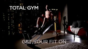 Total Gym TV Spot, 'Why I Use It' Featuring Chuck Norris, Christie Brinkley