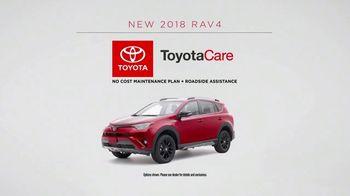 2018 Toyota RAV4 TV Spot, 'Makes Me Happier' [T1] - Thumbnail 5