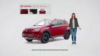 2018 Toyota RAV4 TV Spot, 'Makes Me Happier' [T1]