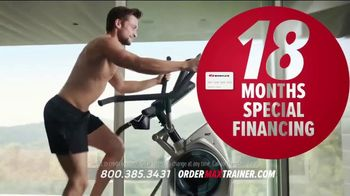 Bowflex Max Trainer TV Spot, 'People Are Raving' - Thumbnail 8