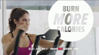 Bowflex Max Trainer TV Spot, 'People Are Raving'