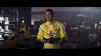 Pennzoil Synthetics TV Spot, 'Helio Castroneves Made the Switch' - Thumbnail 2