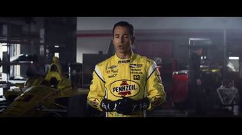 Pennzoil Synthetics TV Spot, 'Helio Castroneves Made the Switch'