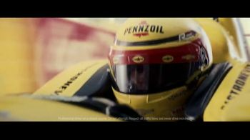 Pennzoil Synthetics TV Spot, 'Helio Castroneves Made the Switch' - Thumbnail 5