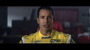 Pennzoil Synthetics TV Spot, 'Helio Castroneves Made the Switch' - Thumbnail 8