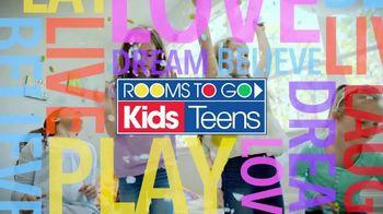 Rooms to Go Kids & Teens TV Spot, 'Laugh Big, Love Big' - Thumbnail 10