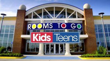 Rooms to Go Kids & Teens TV Spot, 'Laugh Big, Love Big' - Thumbnail 4