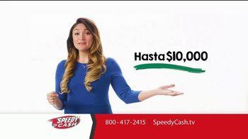 Speedy Cash TV Spot, 'Más efectivo' [Spanish] - Thumbnail 4