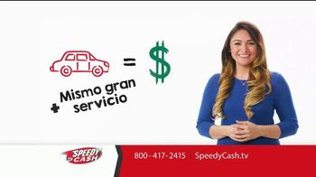 Speedy Cash TV Spot, 'Más efectivo' [Spanish] - Thumbnail 6
