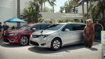 Chrysler Pacifica Plug-in Hybrid TV Spot, 'Take It From Me' [T2]