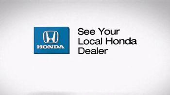 Honda 4th of July Sales Event TV Spot, 'America's Birthday' [T2] - Thumbnail 7