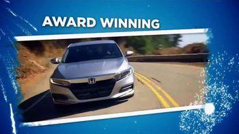 Honda 4th of July Sales Event TV Spot, 'America's Birthday' [T2] - Thumbnail 1