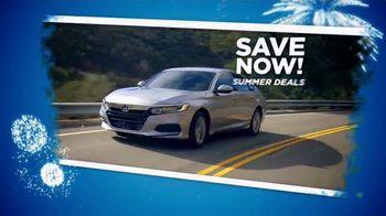 Honda 4th of July Sales Event TV Spot, 'America's Birthday' [T2] - Thumbnail 2