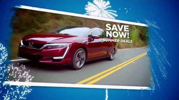 Honda 4th of July Sales Event TV Spot, 'America's Birthday' [T2] - Thumbnail 3